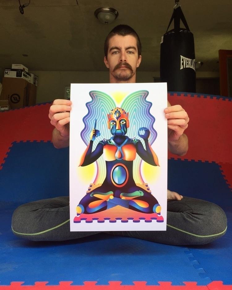 BODY HOLDING - Illustration, satnam - tykoe | ello