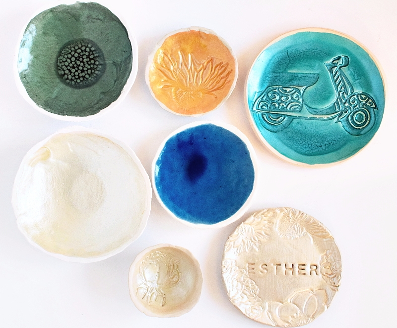 Playing styles colors - clay, pottery - azandairalee | ello