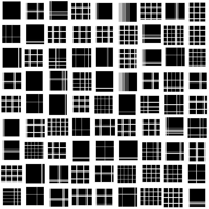 generative tiles designs - coding - dorian_gray | ello