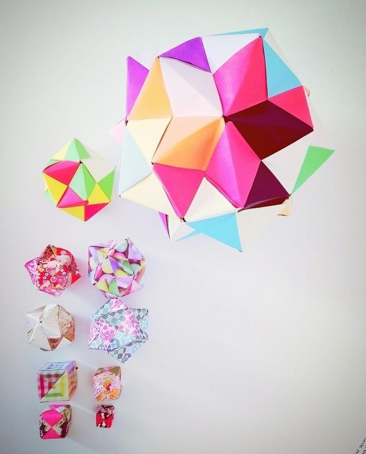 Sonobe origami units Japonerias - japonerias | ello