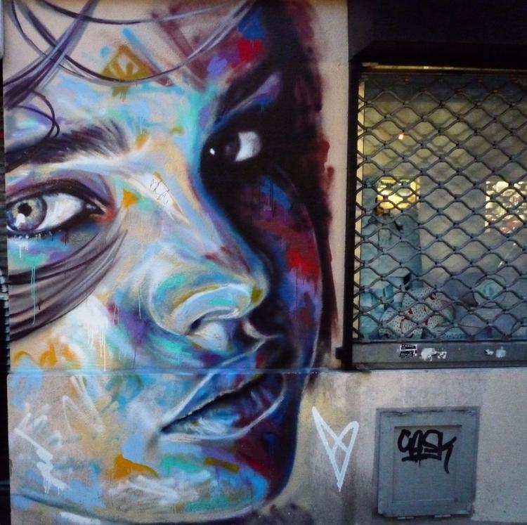 Face - street, streetart, streetphotography - philippefabry | ello