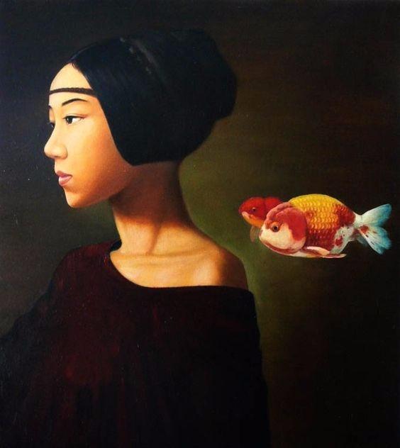 Chen Mantian - fallingsakura | ello