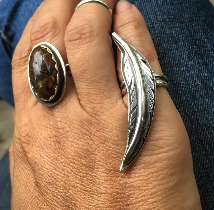 Hand fabricated Sterling silver - lunaseestudios | ello