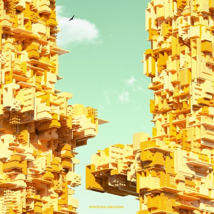 09.06.17 MINIMAL ARCHITECTURE I - conquestofninjacats | ello