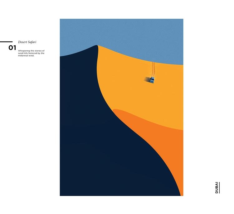 Graphic Design: Exotic Destinat - benim_jbweb | ello
