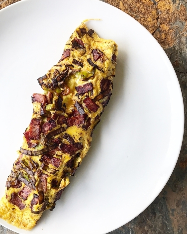 Omelette Art :egg::art - breakfast - masappetit | ello