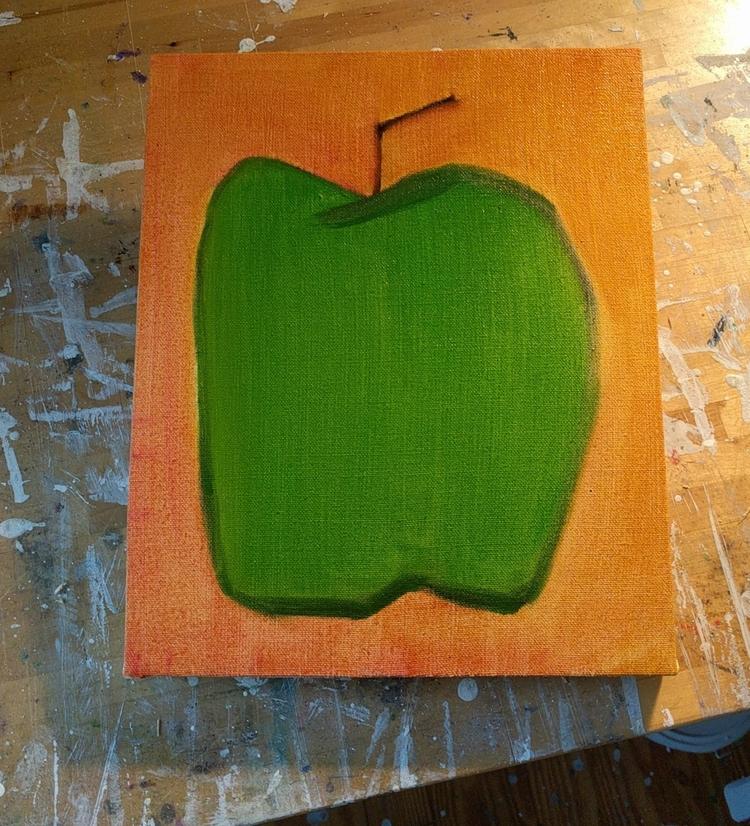 apple - markbarry | ello