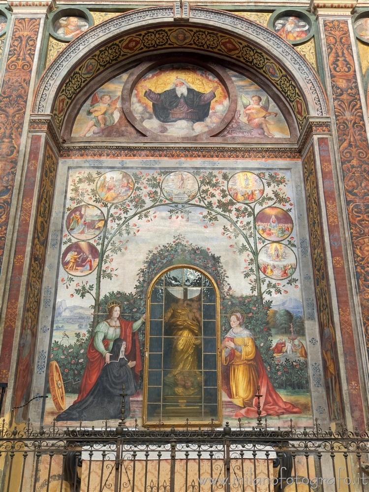 Meda (Milan, Italy): Chapel Mad - milanofotografo | ello
