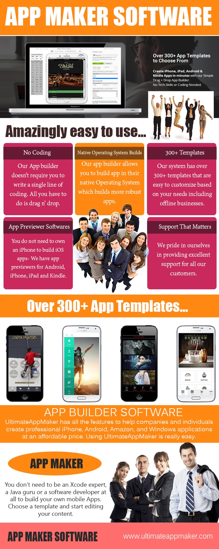 App Maker Software site increas - appbuildersoftware | ello