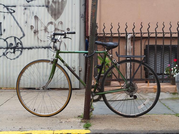 Swampy green - NYCSteelponies, RedHook - nycsteelponies   ello