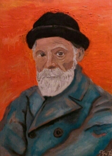Renoir ///// oil paper - canvas - guiart | ello