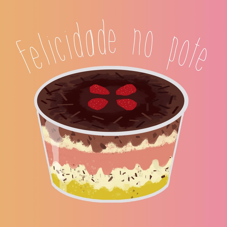 Illustration blog Pot Cake - Fe - iagonobre | ello