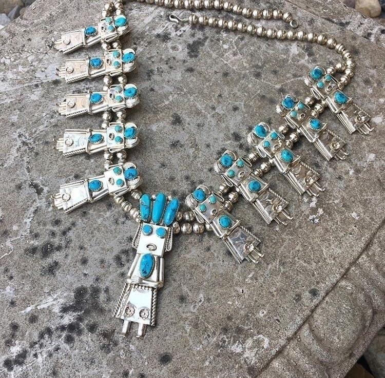 cool necklace?! unique, LOVE ma - turquoisecanyon   ello