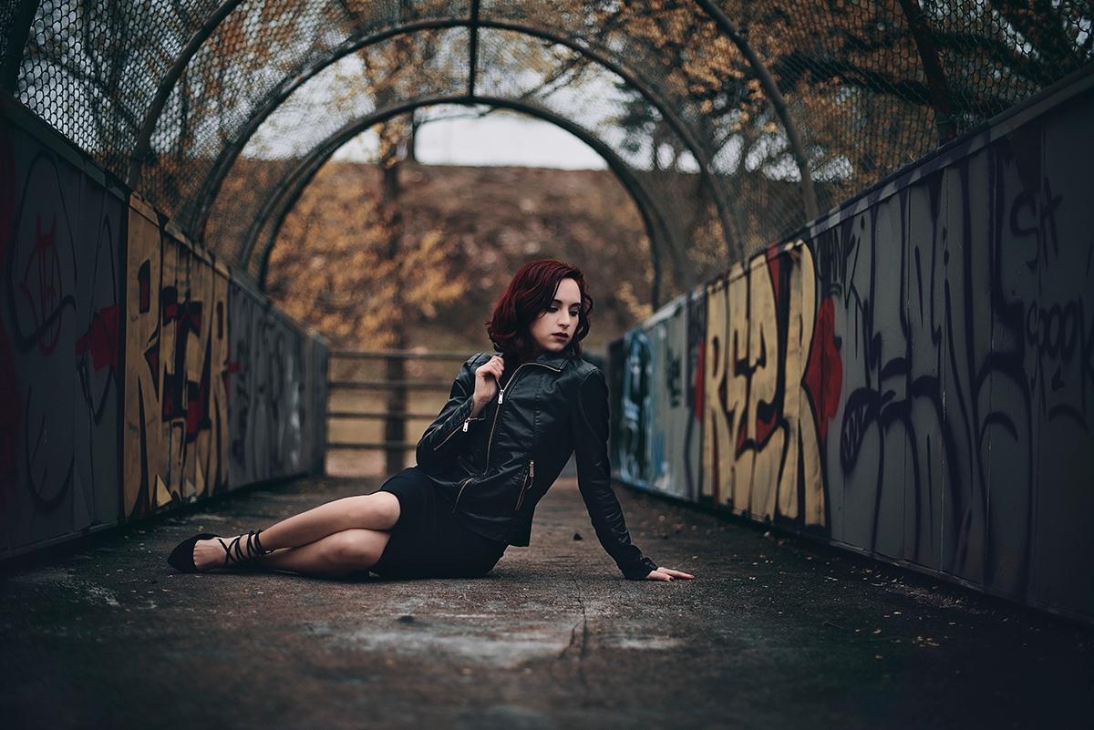 Photographer: Hananiah Aldrich  - darkbeautymag | ello