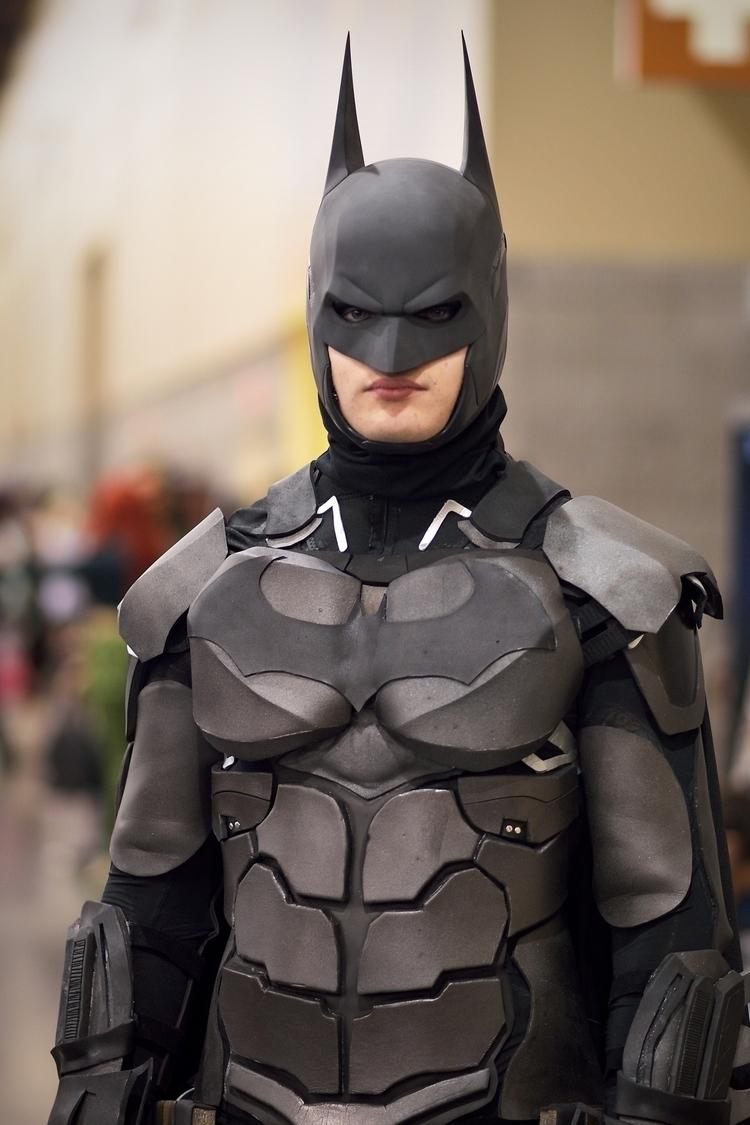 Batman | DC Universe - phoenixcomicon2017 - d_elefante | ello