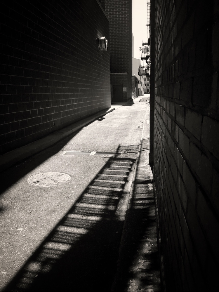 Late afternoon alley - livetransmission | ello