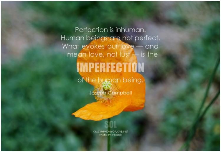 picture quotes Love Perfection  - symphonyoflove   ello