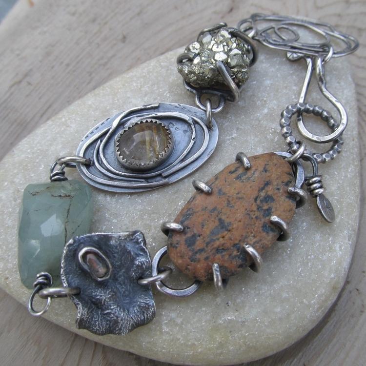 Pretty Summertime bracelet  - handmadejewelry - artdi | ello