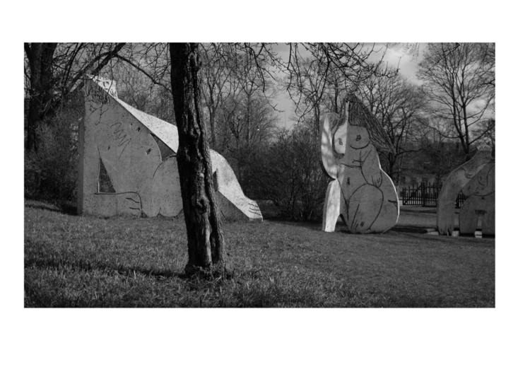 Picnic park - picasso, modernmuseet - dylanross9 | ello