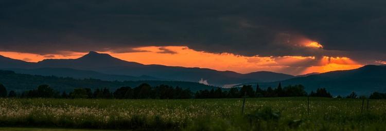 Sunset, VT - vermont, photo, photography - markcollier | ello