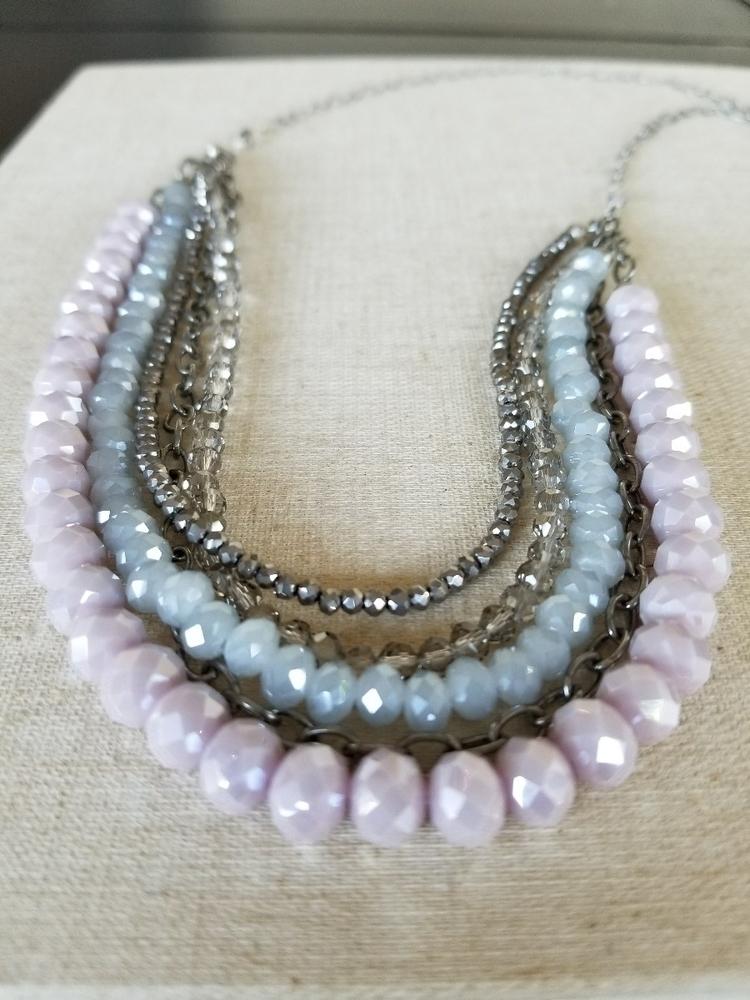 gorgeous 'Mia' Necklace feature - strandedkiwi | ello