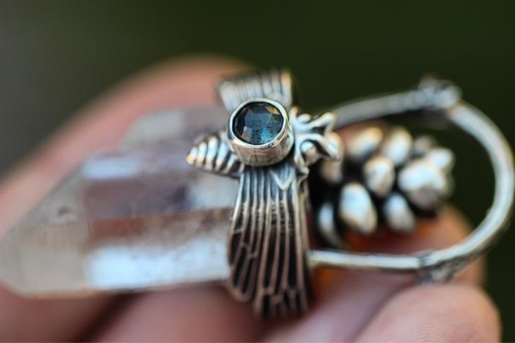 Close ups Cicadas spirit guides - arrowsandstone   ello