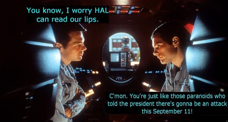 2001: Space Odyssey fans apprec - brianarbenz | ello