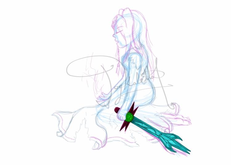Princess Justine - Coloring Pro - ferretjack | ello