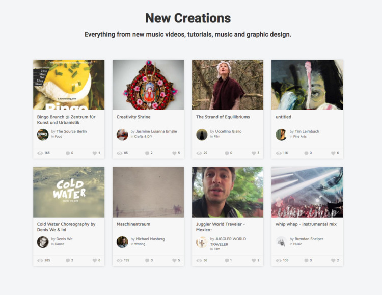 Check Creation entries  - make_fund | ello