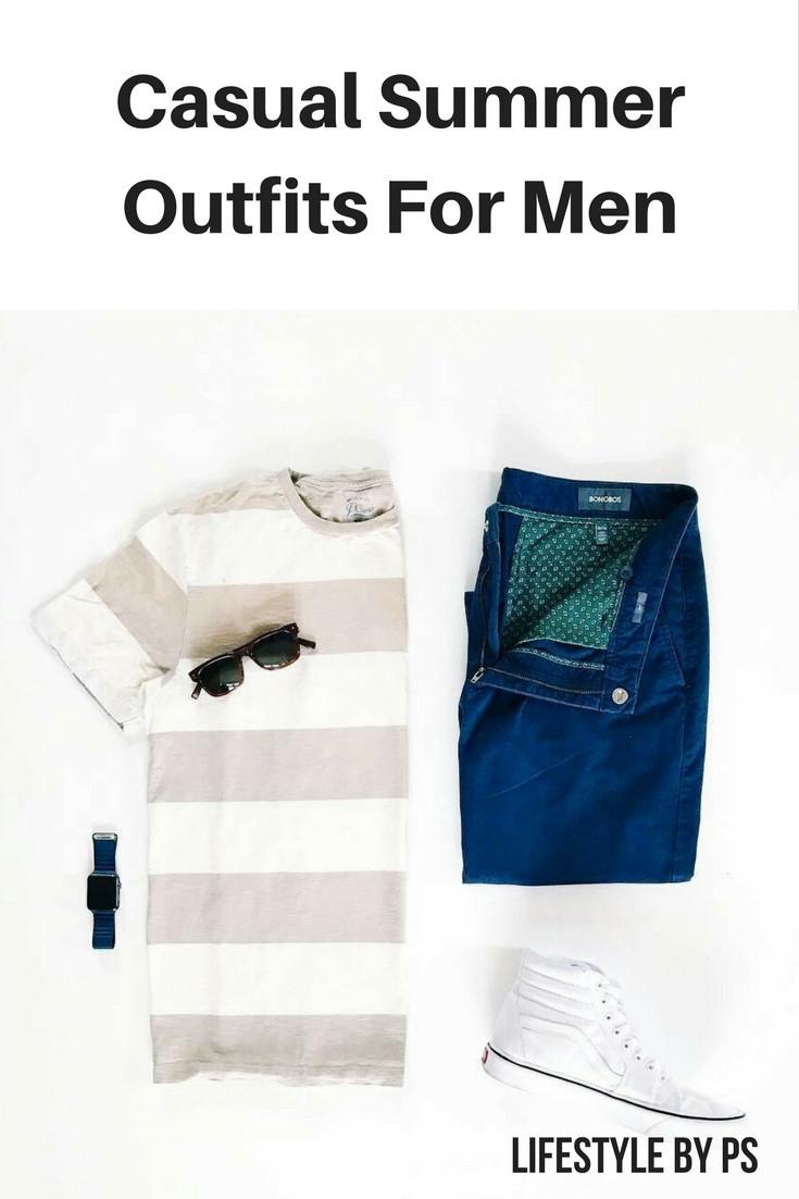 - Casual Men  - MensFashion, SummerOutfits - lifestylebyps | ello