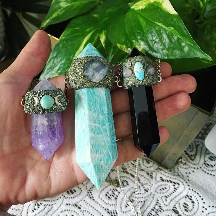 Gems crystals - crystal, jewelry - mermaidtearshawaii | ello