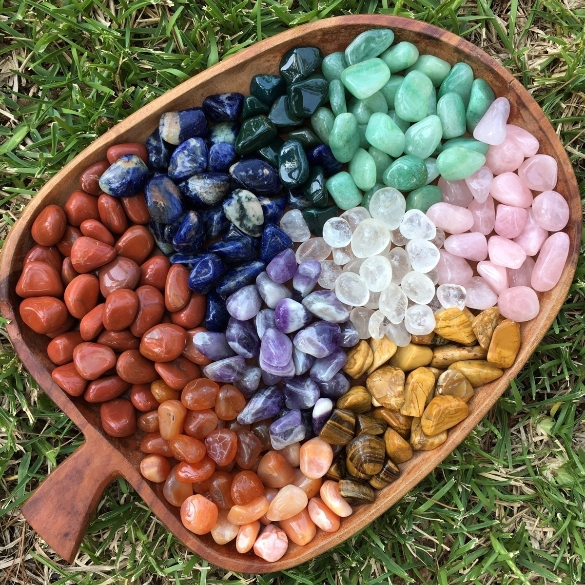 Chakra Stones - ellocrystallove - thesacredcrystal | ello