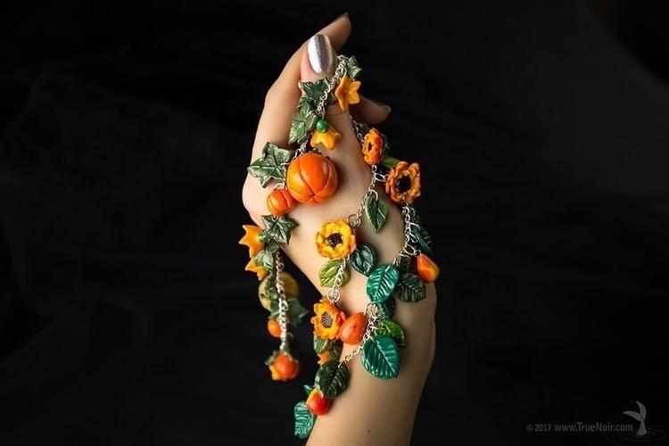 Colorful summer bracelets Etsy  - truenoir | ello