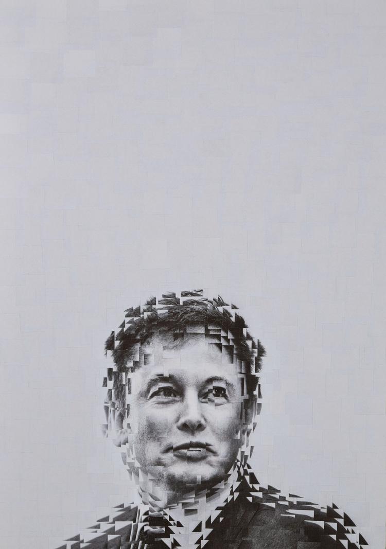 Elon Musk Fast Company Magazine - loladupre | ello