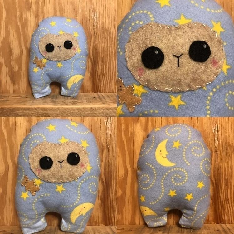 Bedtime Huggle  - handmade, huggle - tykesanimalkingdom   ello
