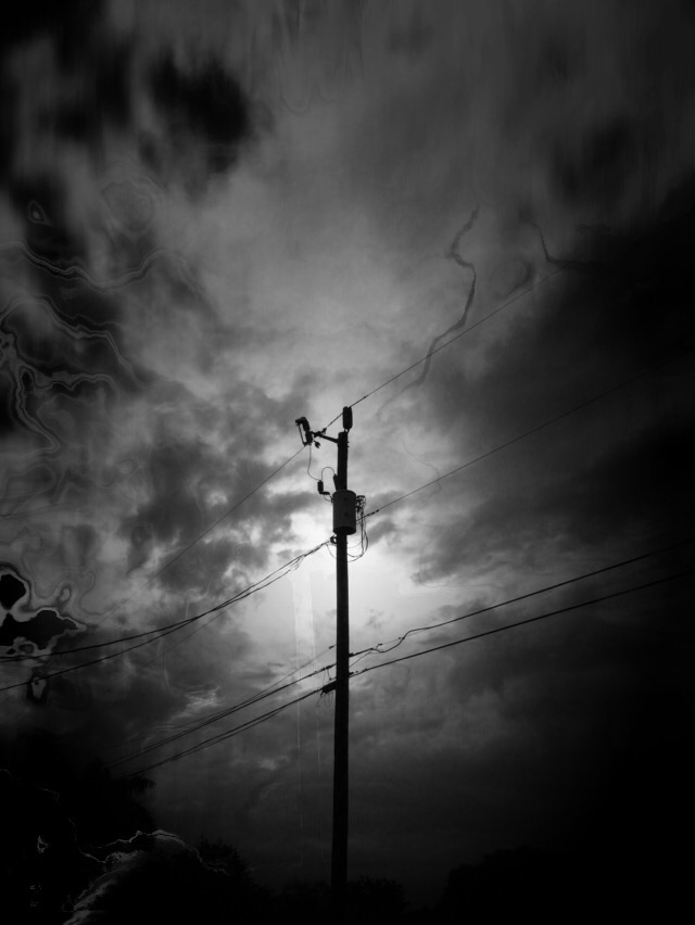 Evening Electric Pole Apps - mikefl99 - mikefl99 | ello