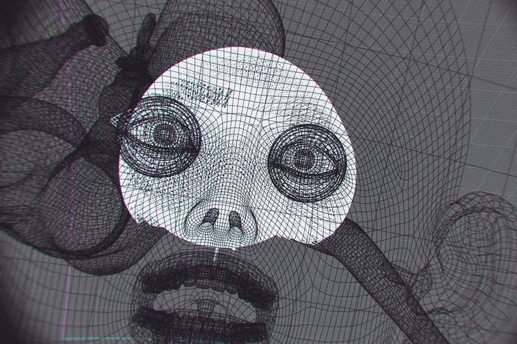 Cyberia - Digital Art Contest E - cytone | ello