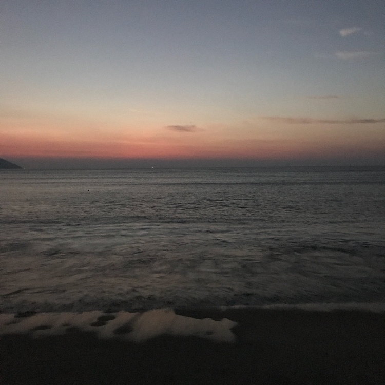 Sunset - beach, beachlife - tanesj | ello