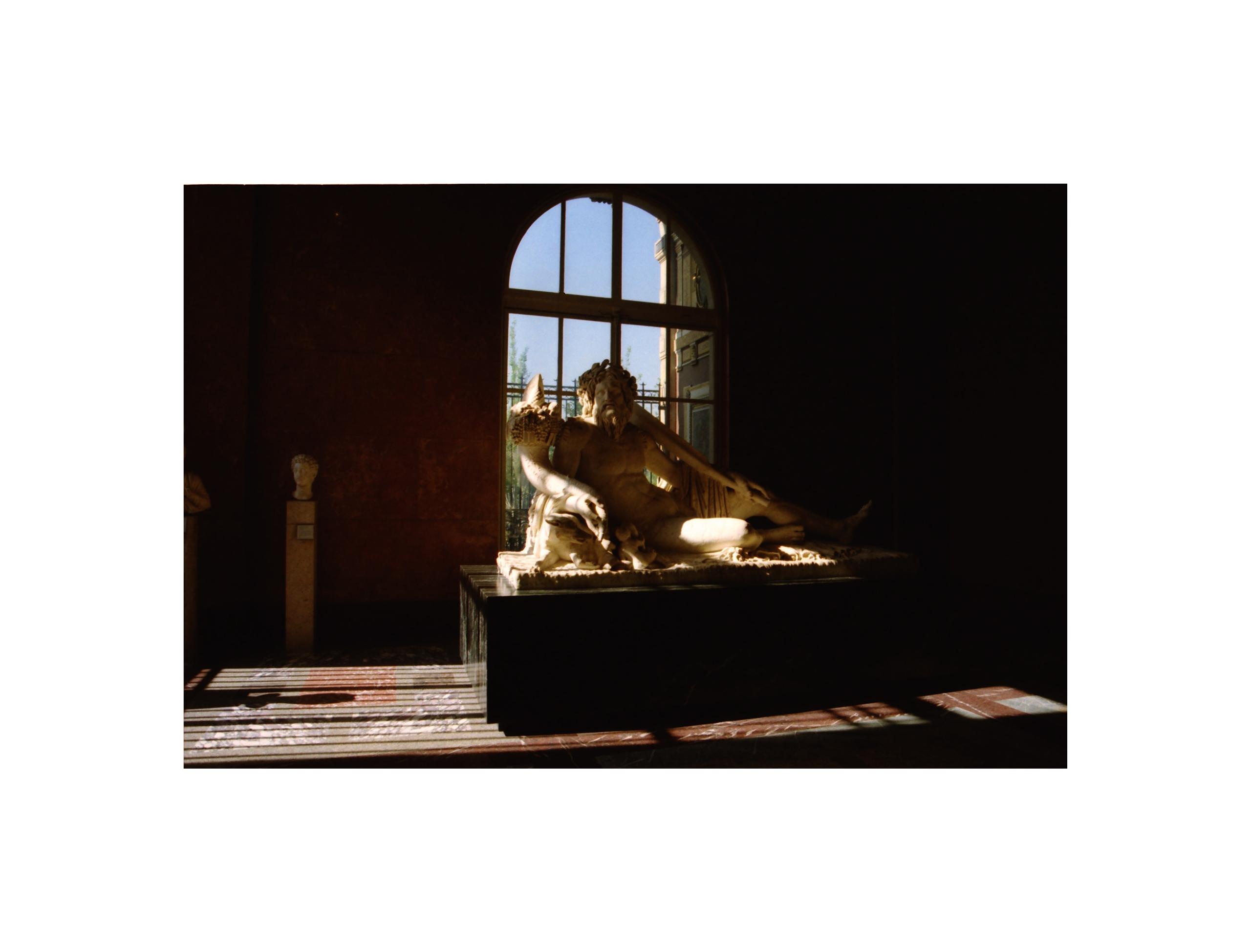 Louvre Museum 35mm filmphotogra - robertagregorace   ello