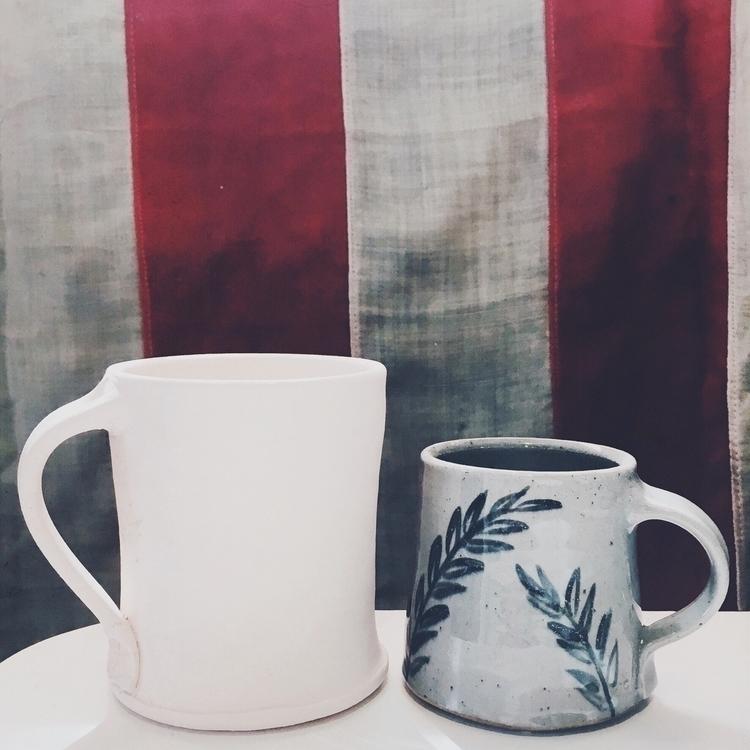 mug left small afters glaze-fir - whimandvigor   ello