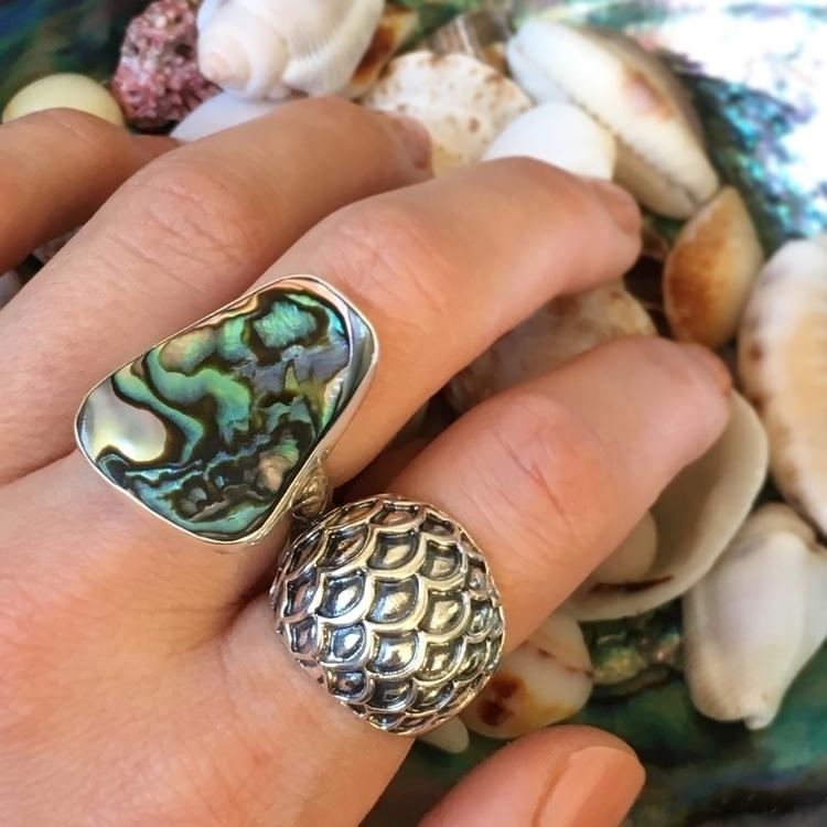 Treasures Mermaid Souls Handmad - seagypsycollection   ello