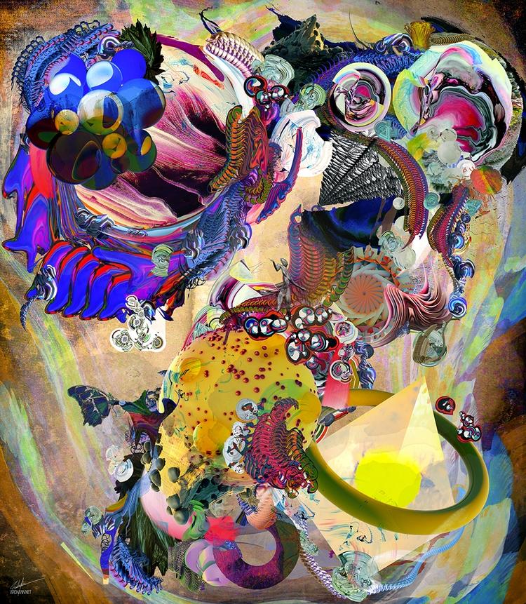 Draem - art, illustration, digitalart - archannair | ello