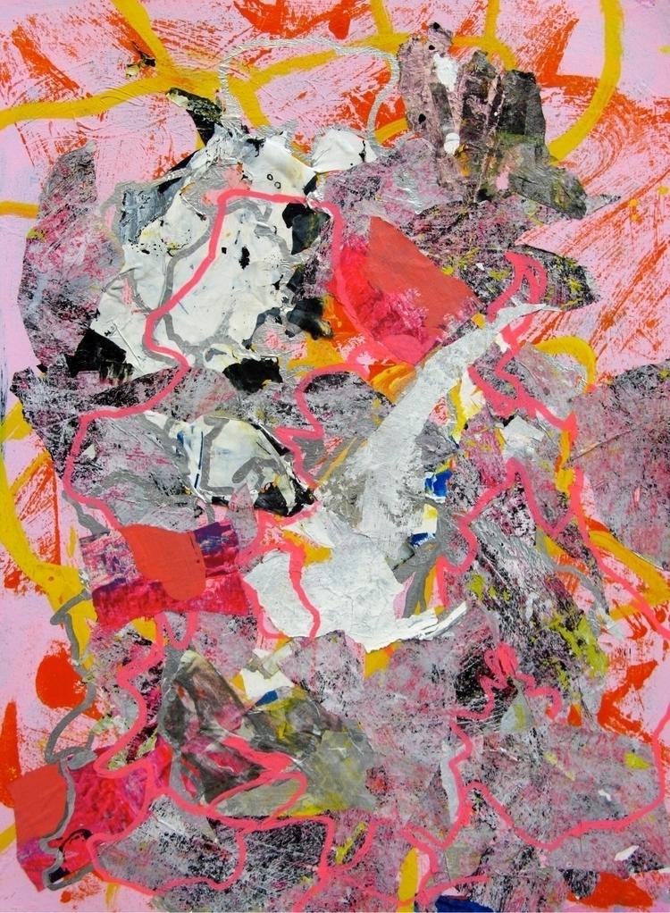 Uncharted (Quantum Landscape),  - timmcfarlaneart | ello