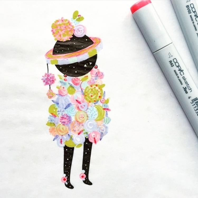 Doodle day! :heart:️ - suagape   ello
