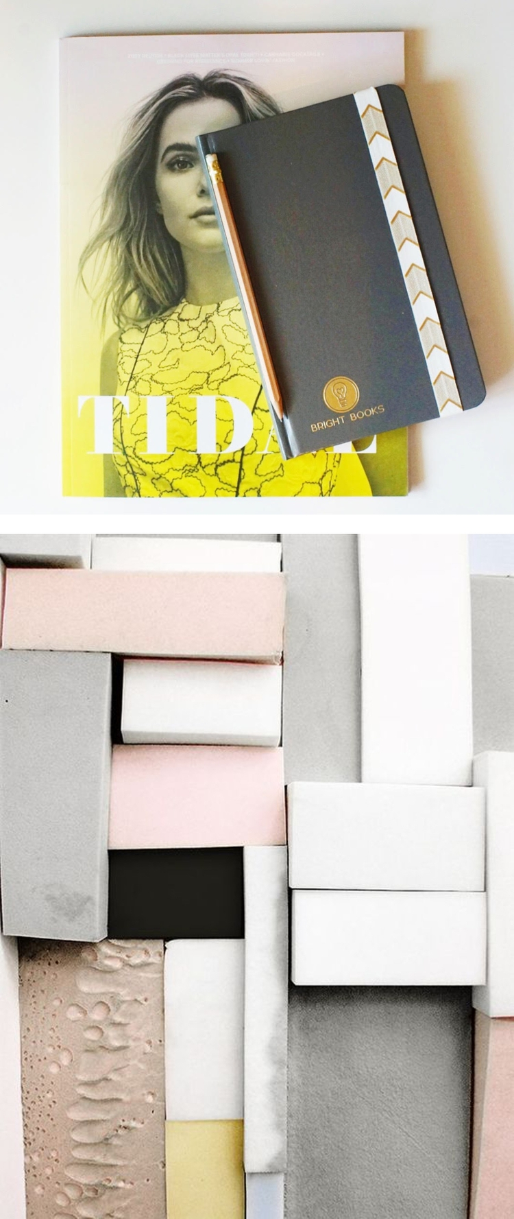 inspired writing journal Bright - lawnparty | ello