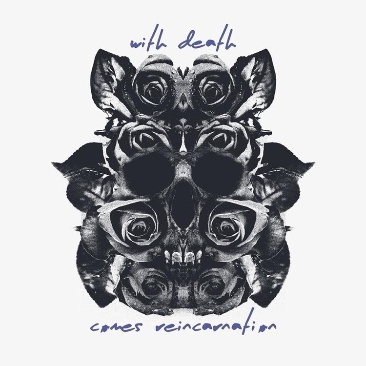 death reincarnation - skull, design - charleypangus | ello