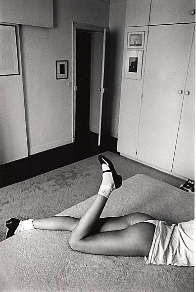 Jeanloup Sieff 'Nude Bed' 1950 - karinechaneyin | ello
