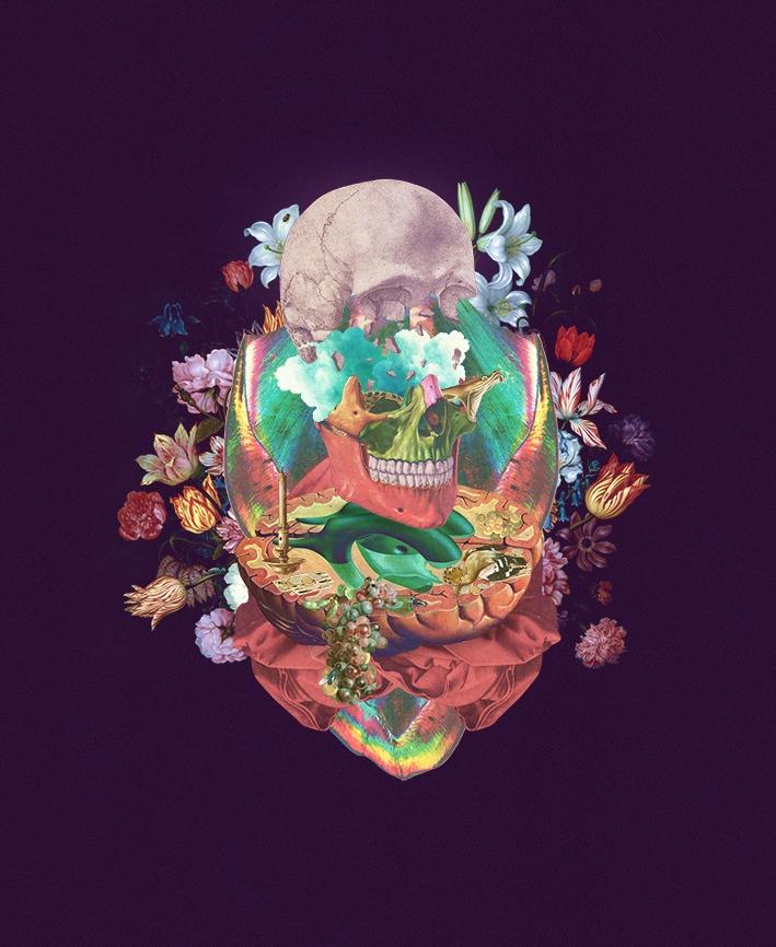 Digital Collage - 90x100cm Idol - marcellisboa | ello