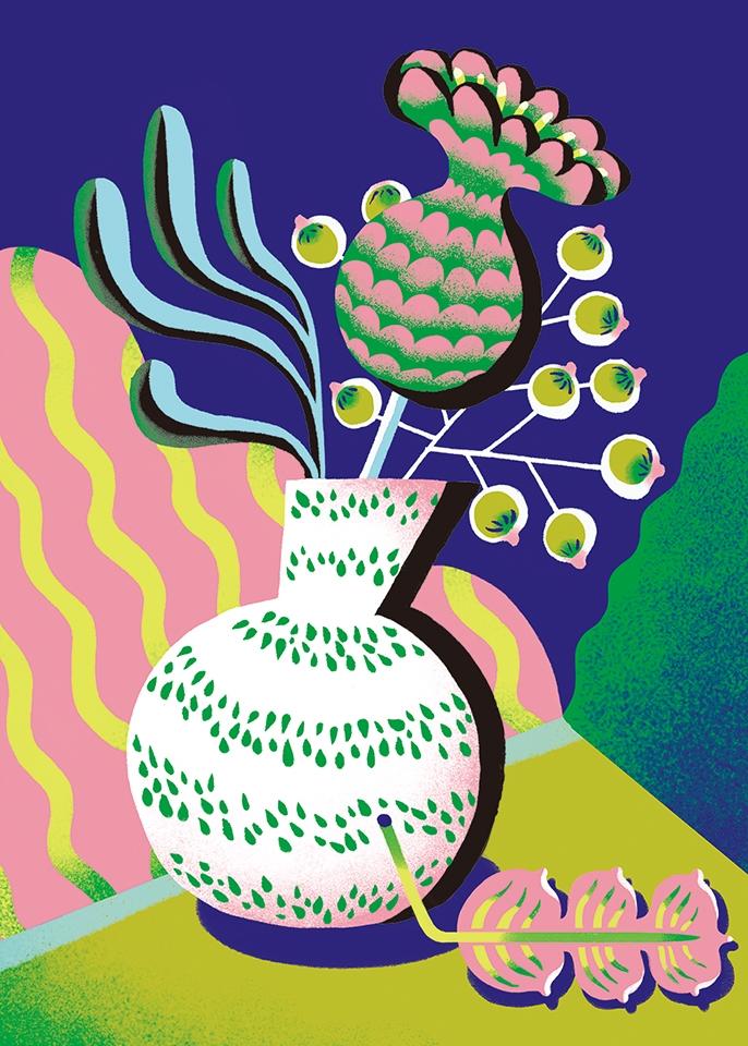 life - illustration, drawing, design - yuhsuan | ello