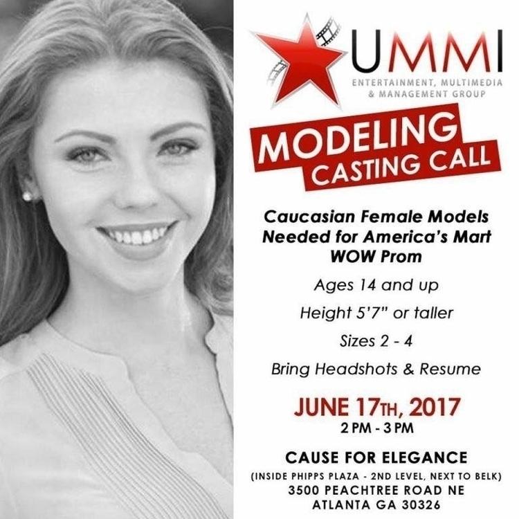 ***CASTING CALL*** modeling job - filmfreaks | ello